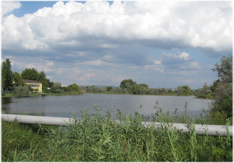 чембурское озеро фото