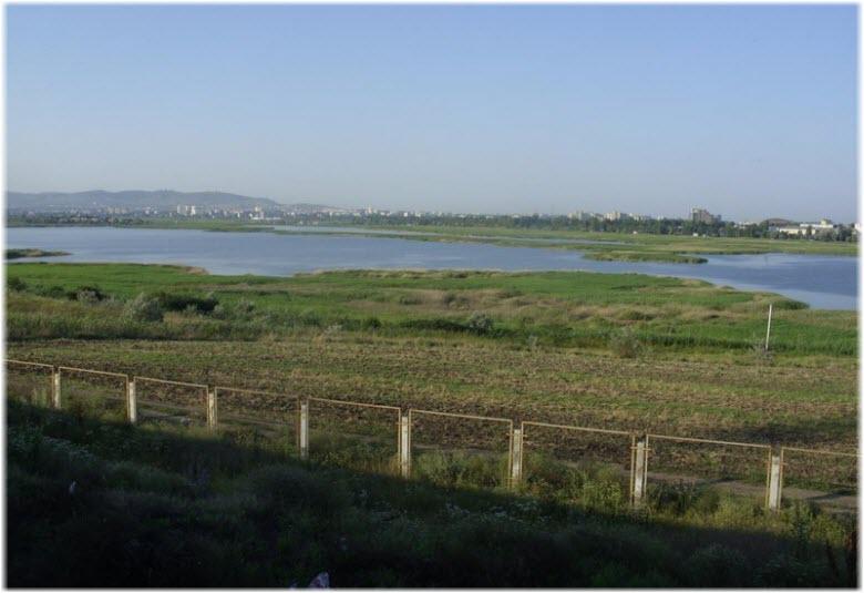 фото озеро чембурка