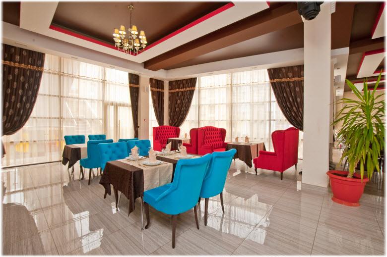 отель понтос ресторан