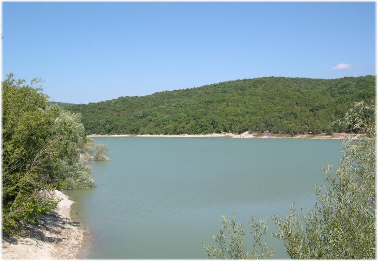 парк храброе сердце озеро