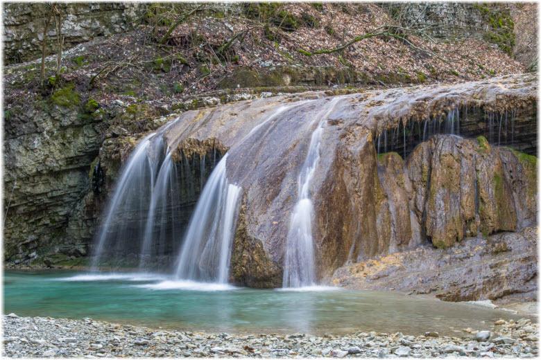 полковничьи водопады краснодарский край
