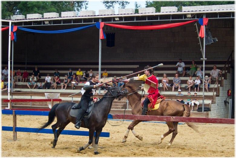рыцарские турниры в сукко