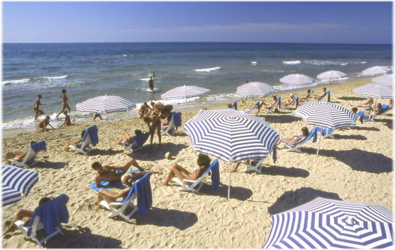 санаторий надежда анапа пляж