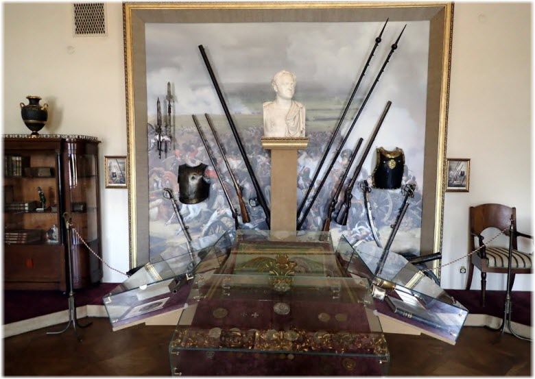 Экспозиции музея Алфераки