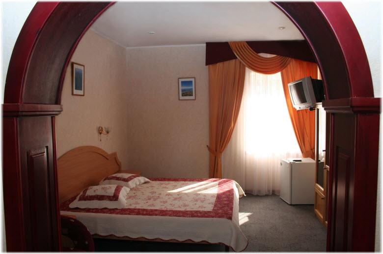 геленджик отель александрия
