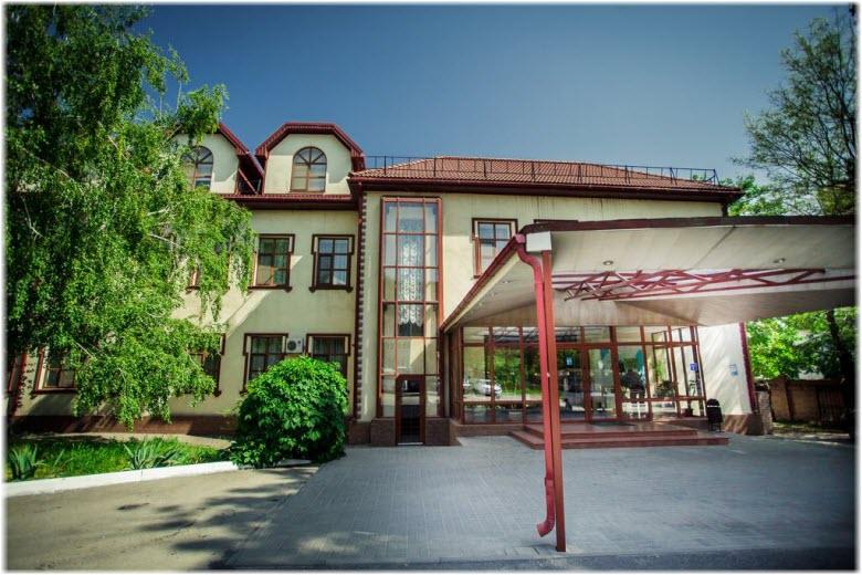 гостиница ассоль таганрог