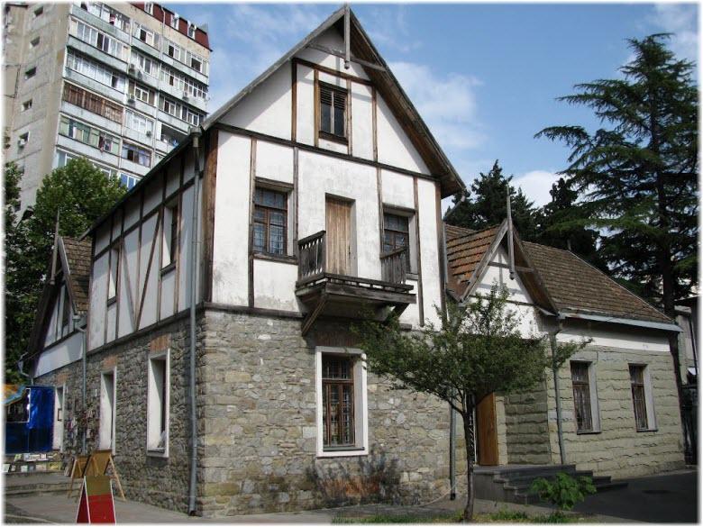 лазаревское музеи фото