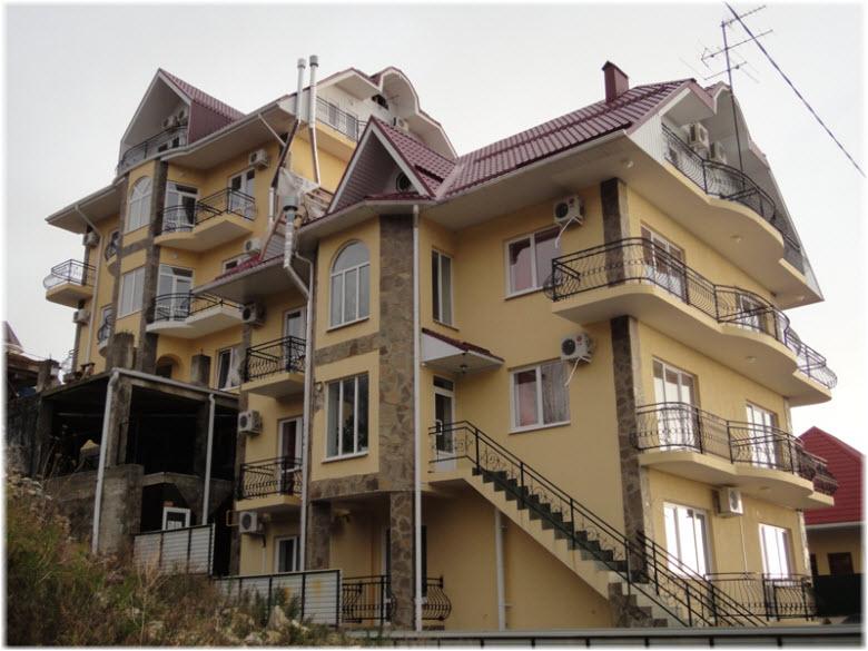 лазаревское отель атриум