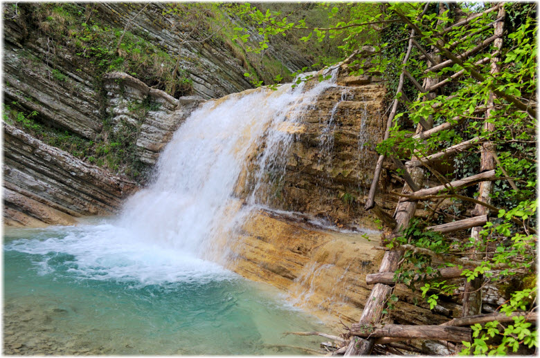 пшадские водопады фото 1