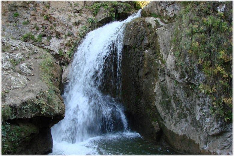 водопад жемчужный анапа
