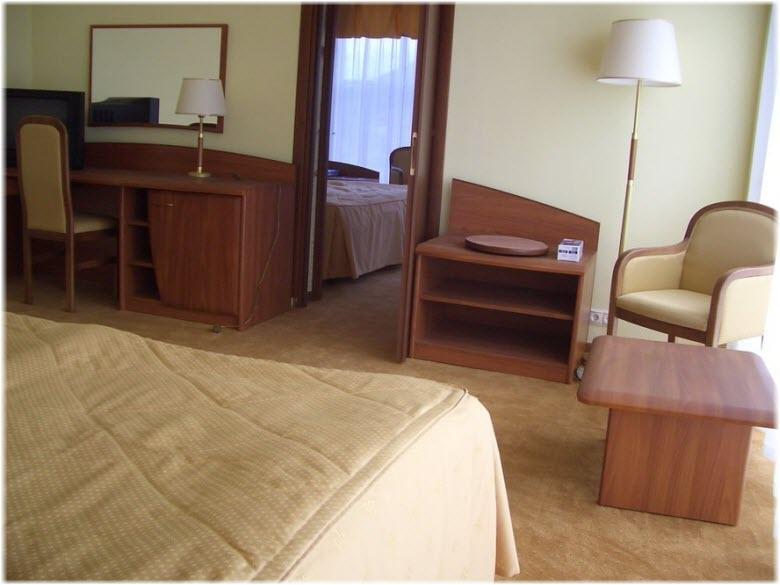 Фото в номере отеля Прометей Клуб