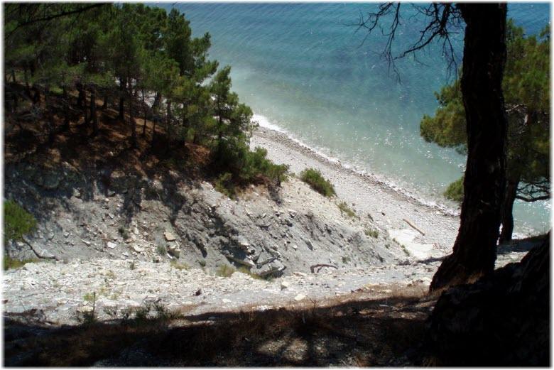 Нудистский пляж в Кабардинке