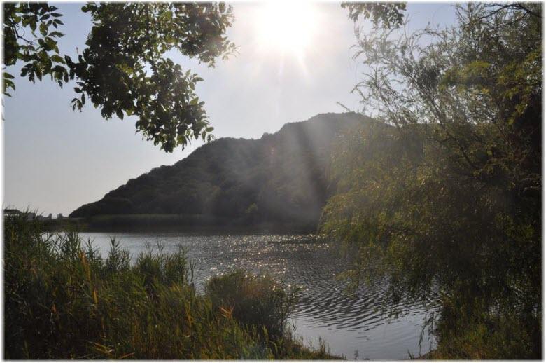 Озеро Сладкий Лиманчик