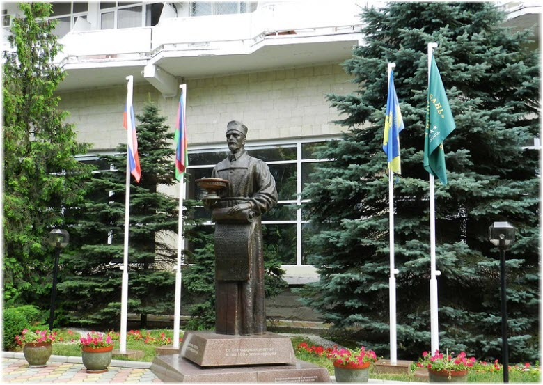 Памятник В.А. Будзинскому