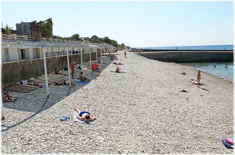 фото на пляже Прометей