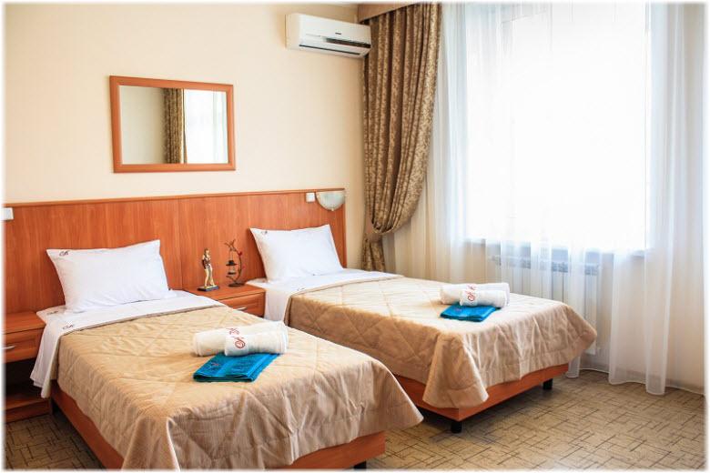 фото в номере отеля Ассоль