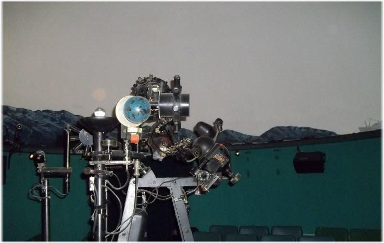 фото в планетарии им. Гагарина