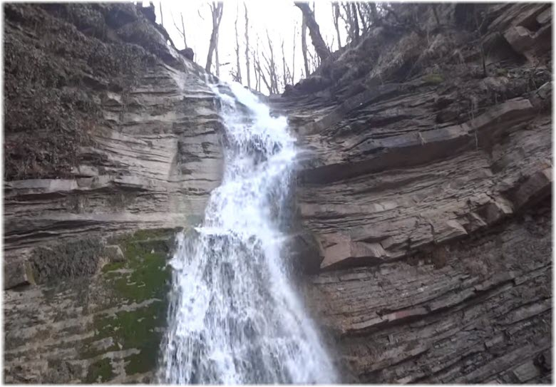 фото водопада Фата невесты