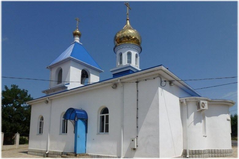 Храм Александра Невского в Темрюке