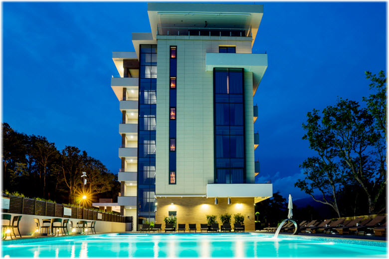 Отель «Гелиопарк Небуг»