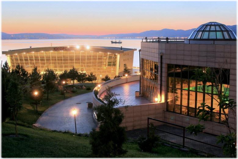 отель Надежда в Кабардинке