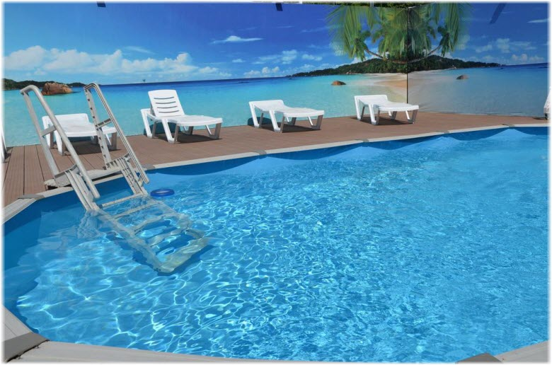 бассейн отеля Верона