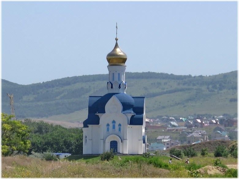 фото Церкви иконы Державная