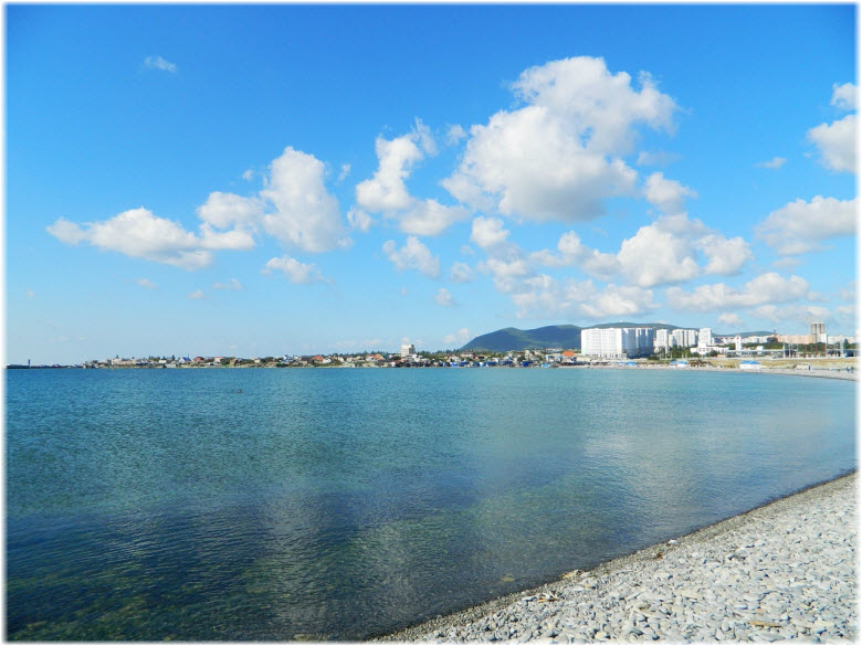 фото пляжа Алексино