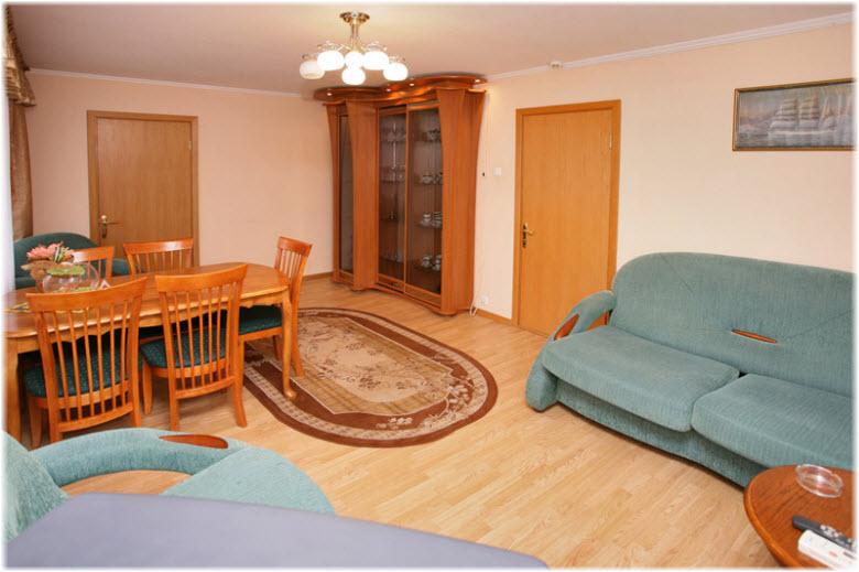 фото в номере отеля Бригантина