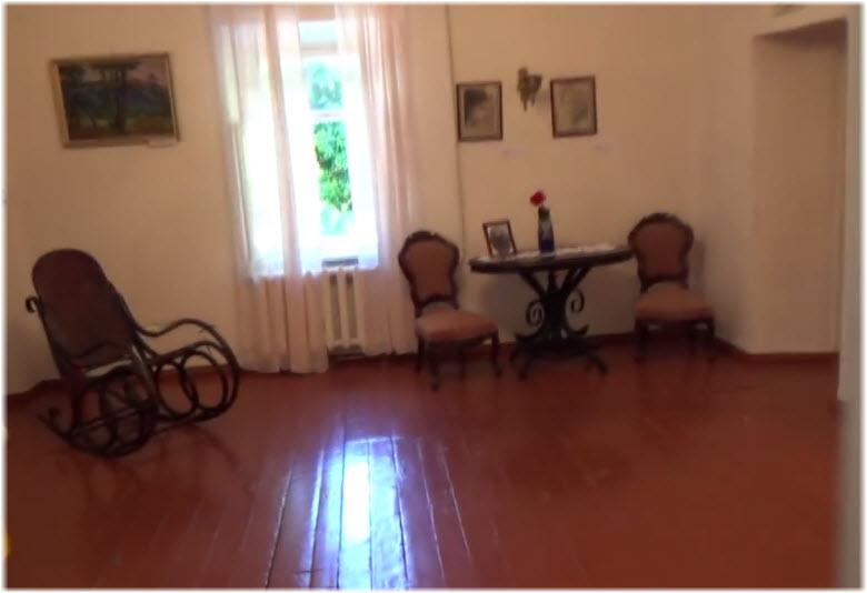 фото внутри музея Короленко