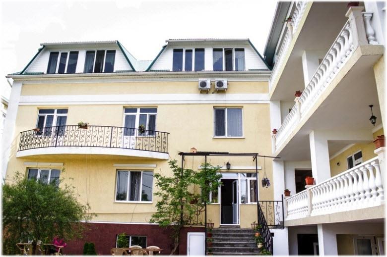 Гостевой дом «Екатерина» в Витязево
