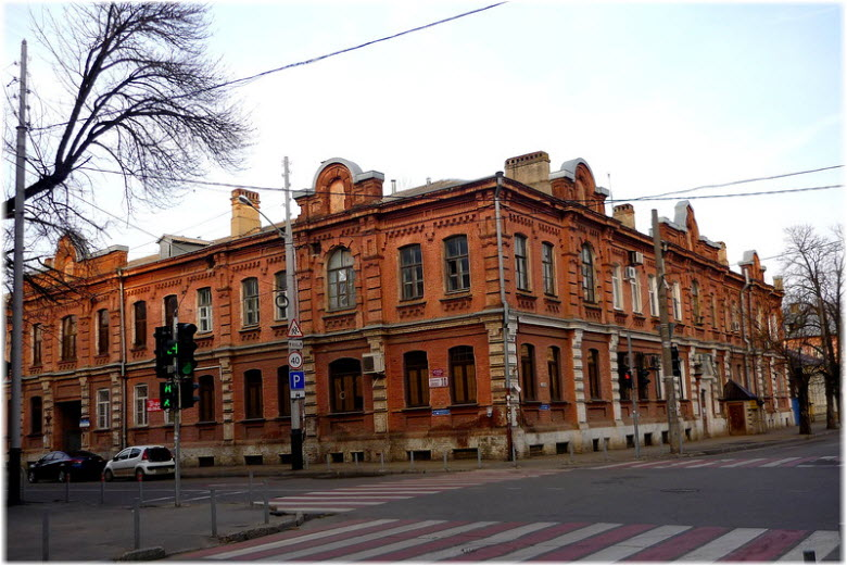 Дом М.С. Кузнецова