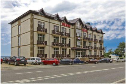 Ривьера Гранд-отель в Лермонтово