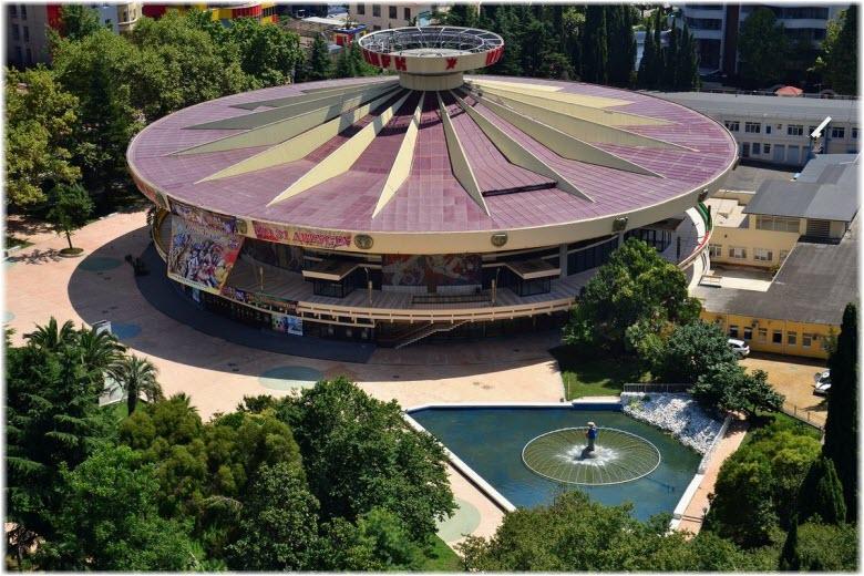 фото Сочинского цирка