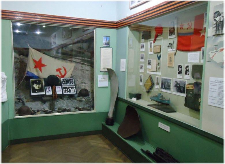 фото экспонатов музея Анапы