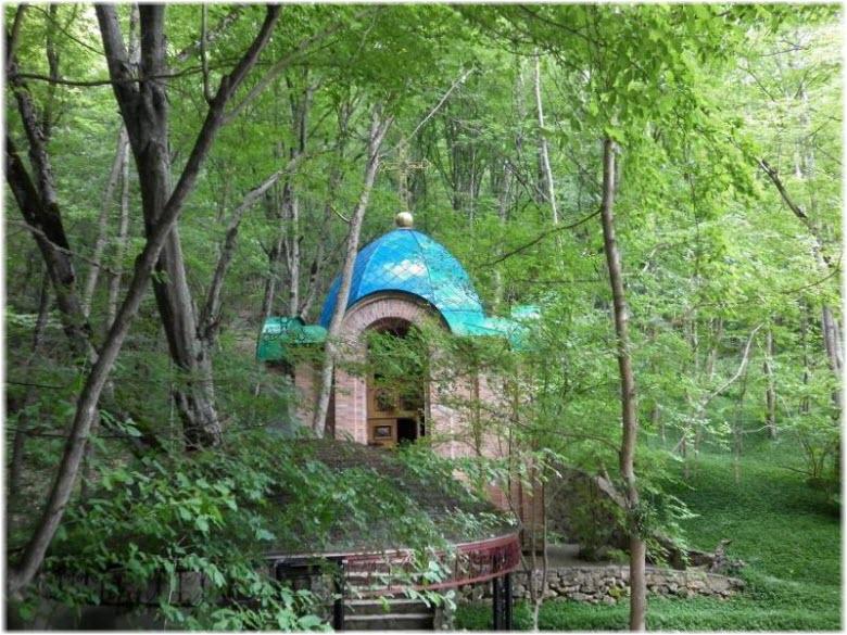 фото источника Феодосия Кавказского