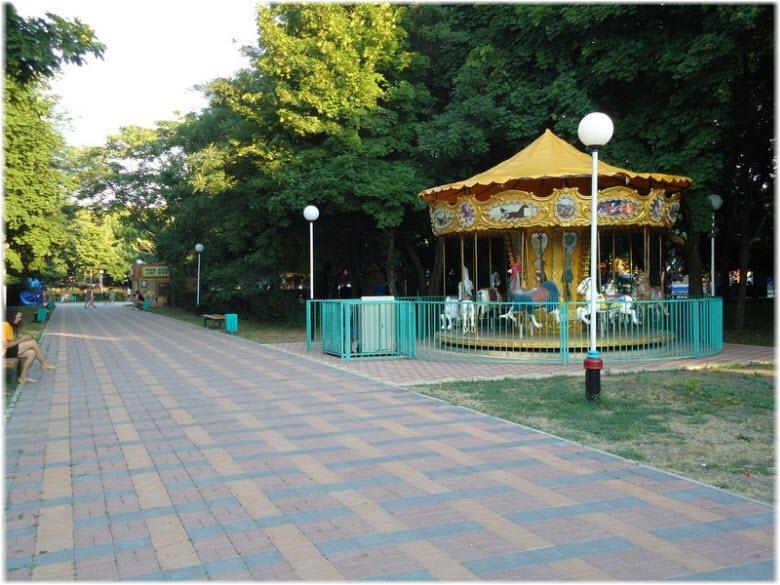 фото Никольского парка