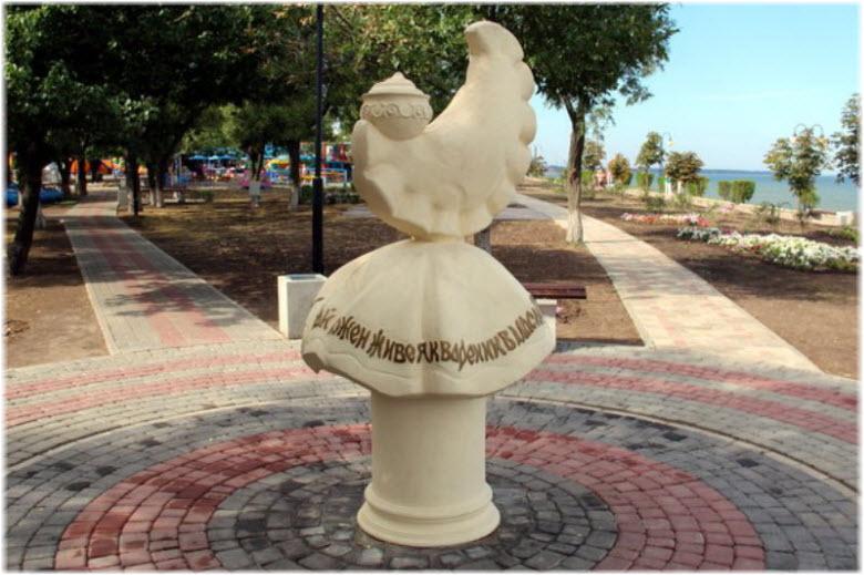 фото памятника Варенику