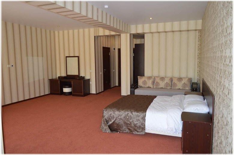 фото в номере гостиницы