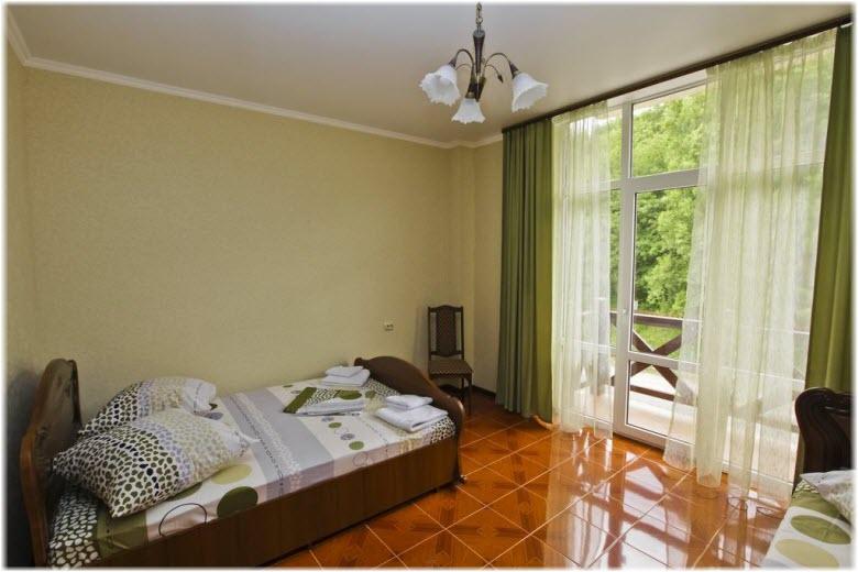 фото в номере отеля Ривьера
