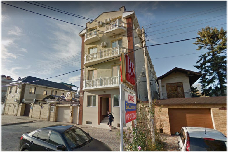 гостевой дом Виктория в Анапе