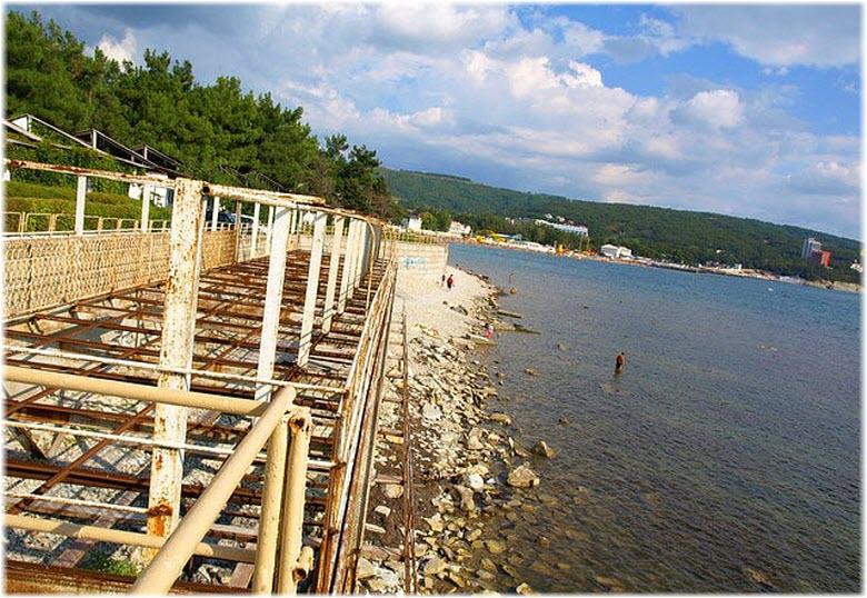 пляж Витязь