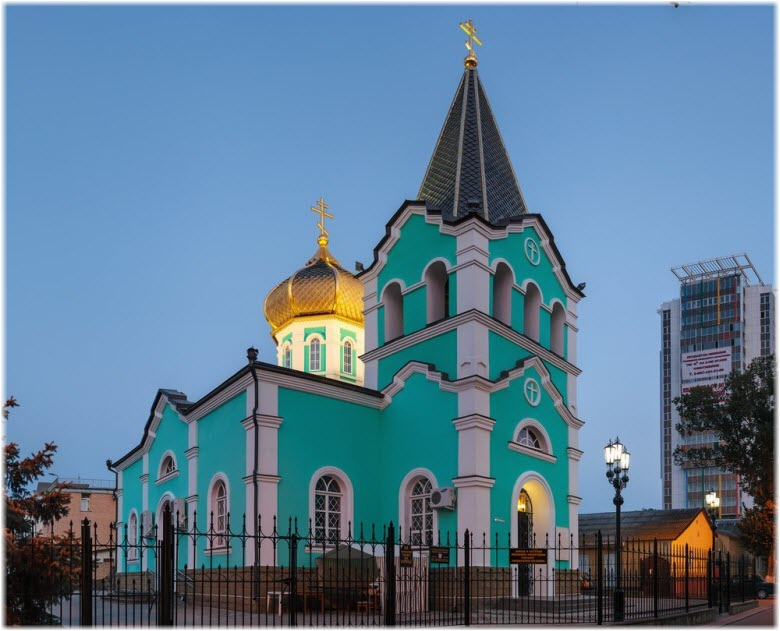 фото Онуфриевской церкви
