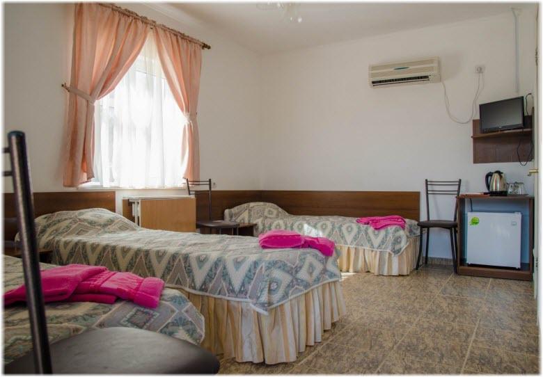 фото в номере Казачьего берега
