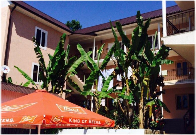 отель Аленушка