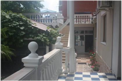 гостевые дома Якорной Щели