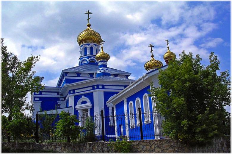 Успенский собор в Новороссийске