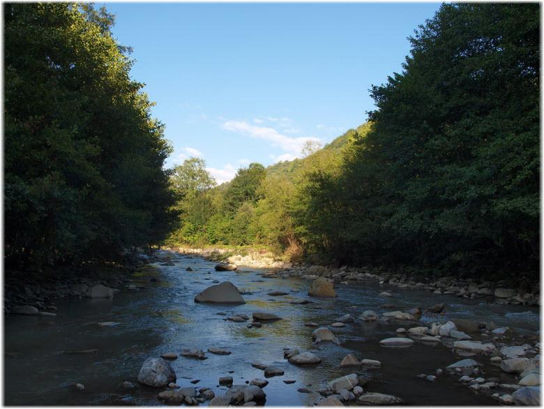 фото долины реки Аше