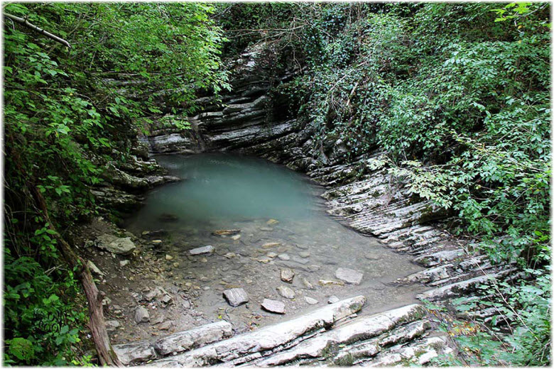 фото Крабового ущелья