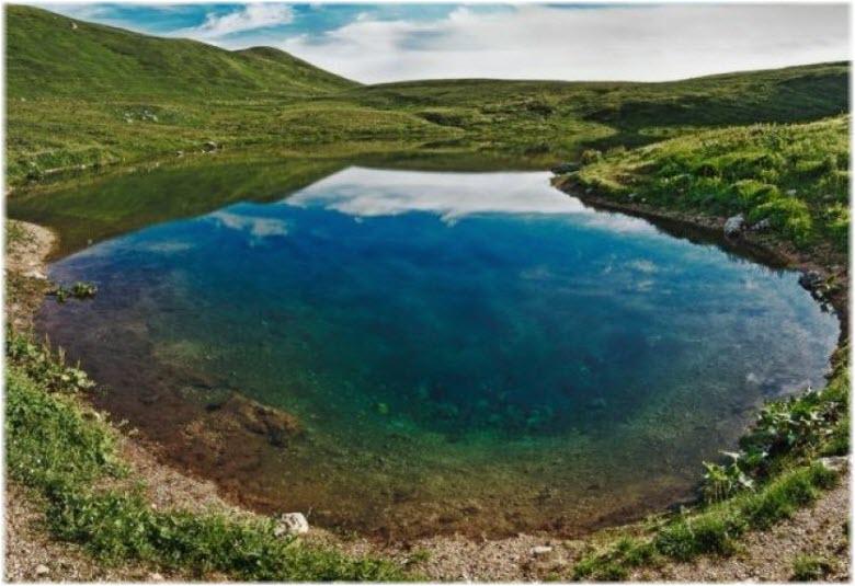 фото озера Псенодах